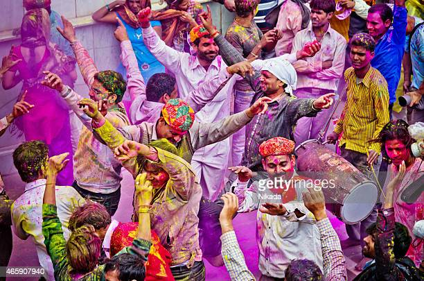Holi Festival People, India