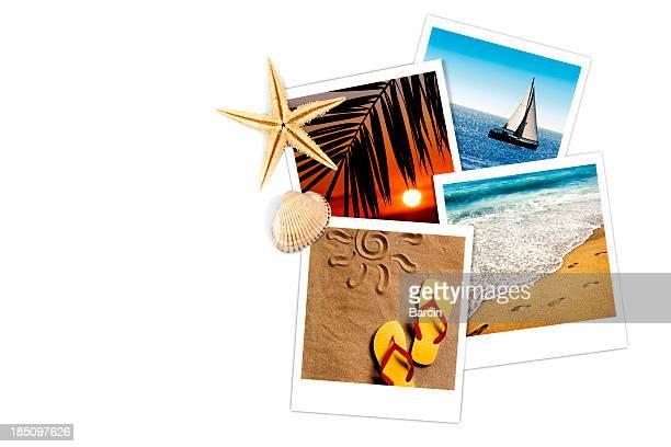 Concepto de vacaciones