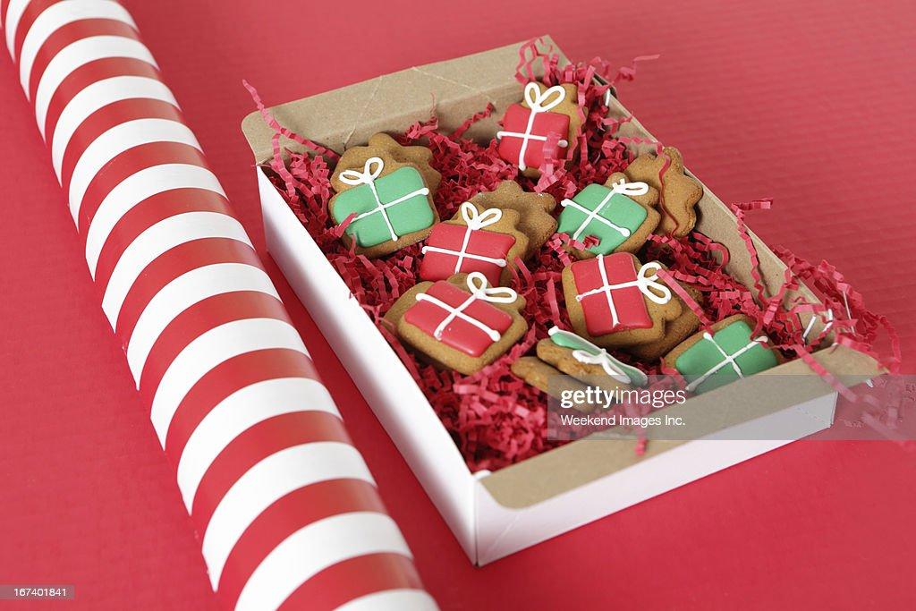 Holiday Cookies : Stockfoto