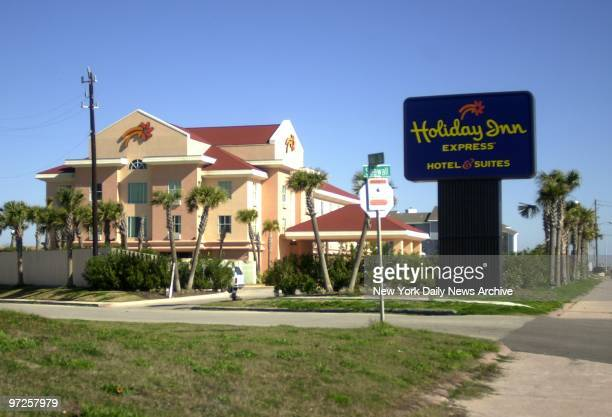Holiday Inn where Robert Durst may have killed his victim in Galveston Texas