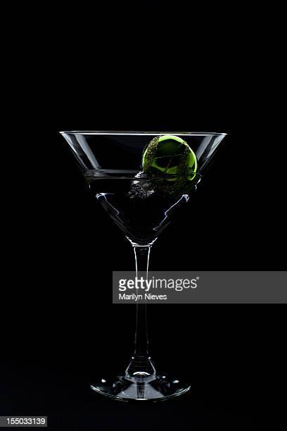 holiday martini de