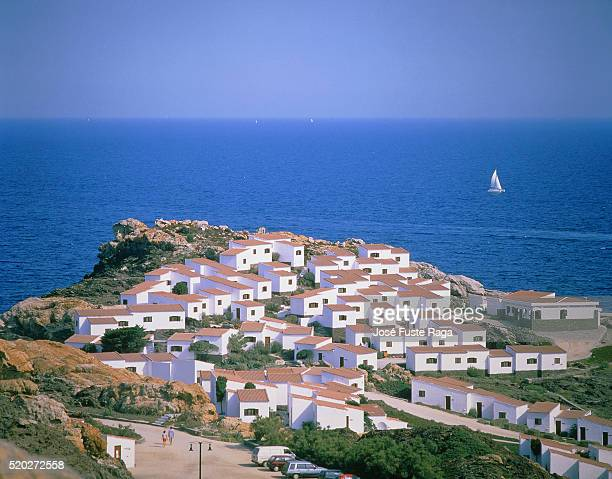 Holiday resort in Cadaques, Spain