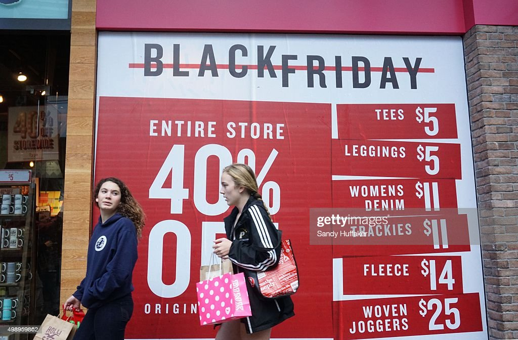 Holiday shoppers walk around fashion valley mall on november 27 2015