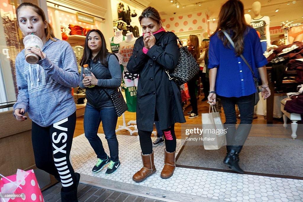 Fashion Valley Mall San Diego Black Friday Sales