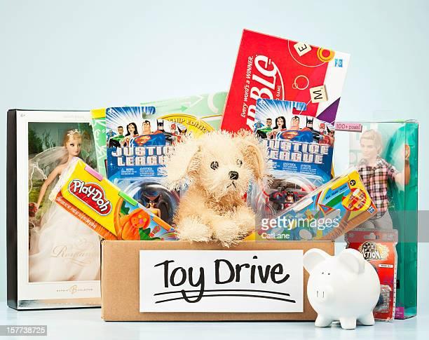 Collecte de jouets pour les fêtes