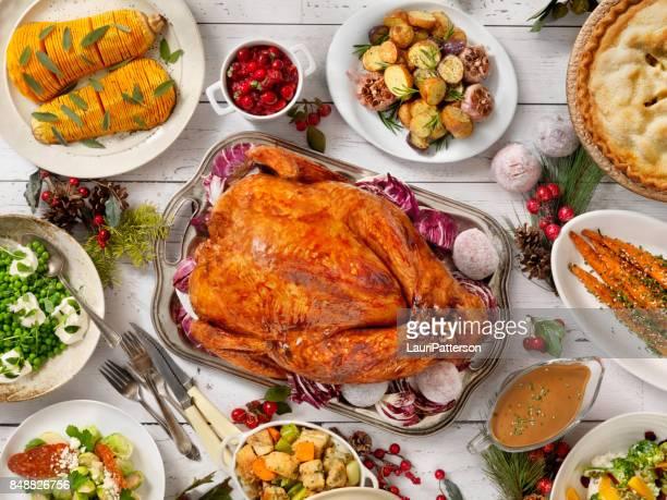 Urlaub Türkei Abendessen