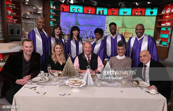 THE CHEW Holidays got you stressed Sit back relax and enjoy a delicious hour of sumptuous recipes quick and easy crafts and the Emmy Award winning...