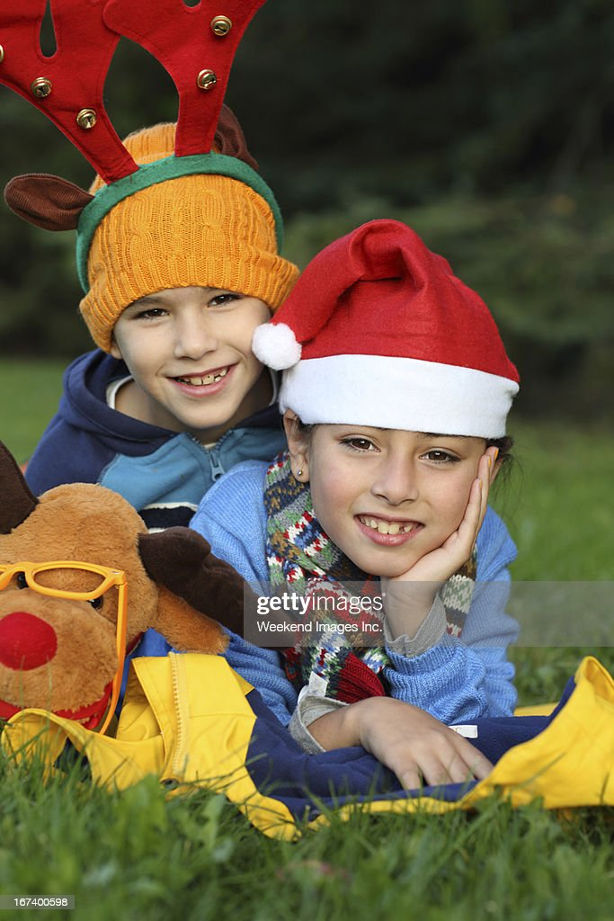 Holidays here : Stock Photo