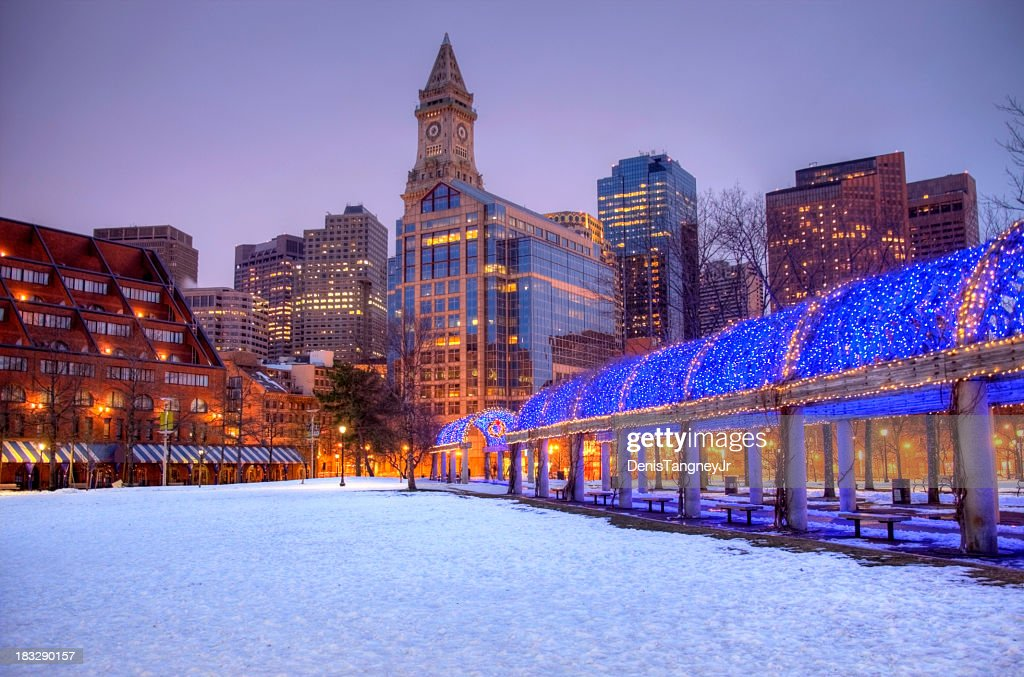 Holidays in Boston