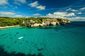 Holidays in the beautiful beaches of Menorca