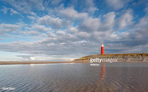 Holland, Noord-Holland, De Cocksdorp, Lighthouse of Texel