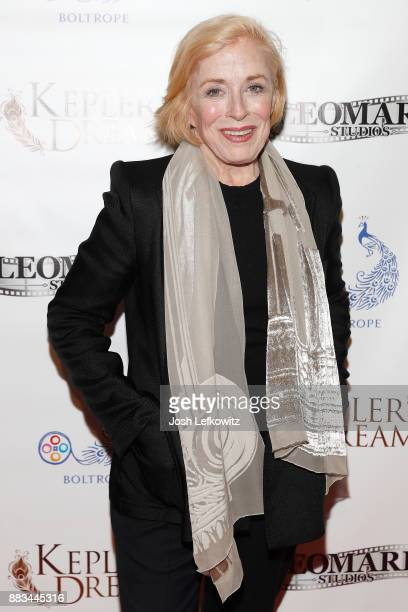 Holland Taylor attend the premiere screening of 'Kepler's Dream' at Regency Plant 16 on November 30 2017 in Van Nuys California