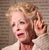 Holland Taylor attending the Opening Night Performance Press Reception for 'Ann' at the Vivian Beaumont Theatre in New York City on 3/7/2013