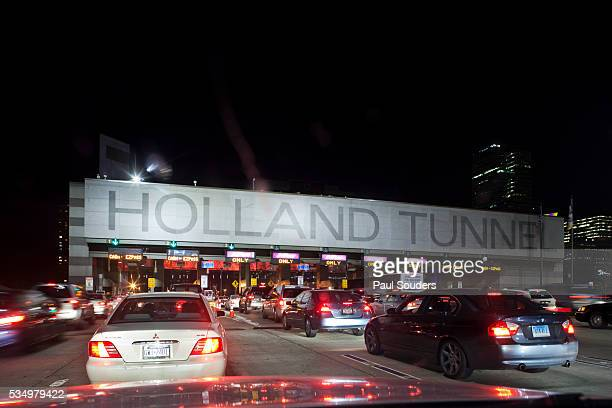 Holland Tunnel, Jersey City