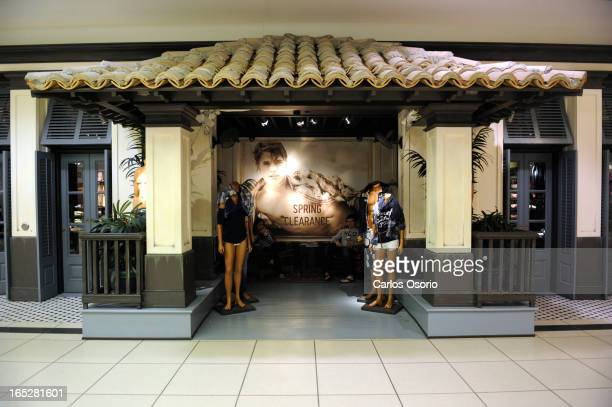 Hollister Co The Hollister Co store in the Eaton Centre For Rita Zekas story