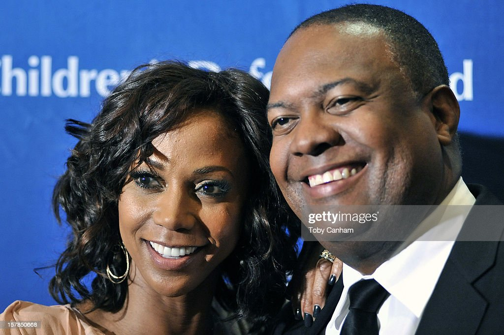 Holly and Rodney Robinson Peete arrive for the Children's Defense Fund-California 22nd Annual 'Beat the Odds' Awards at Beverly Hills Hotel on December 6, 2012 in Beverly Hills, California.