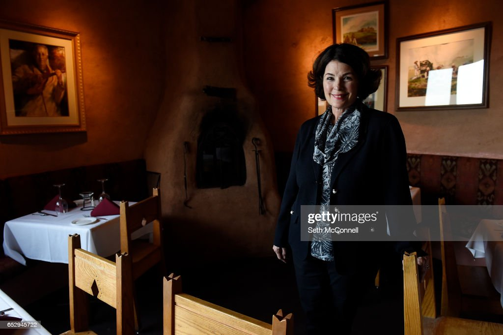 Holly Arnold Kinney poses for a portrait at The Fort on March 10, 2017 in Morrison, Colorado. Holly Arnold Kinney was inducted into the Denver/Colorado Toursim Industry Hall of Fame this week for her contributions to the state's toursim industry. Since joining her father in the business in 1999, and subsequently taking it over, Kinney has become increasingly involved in the state's tourism industry.