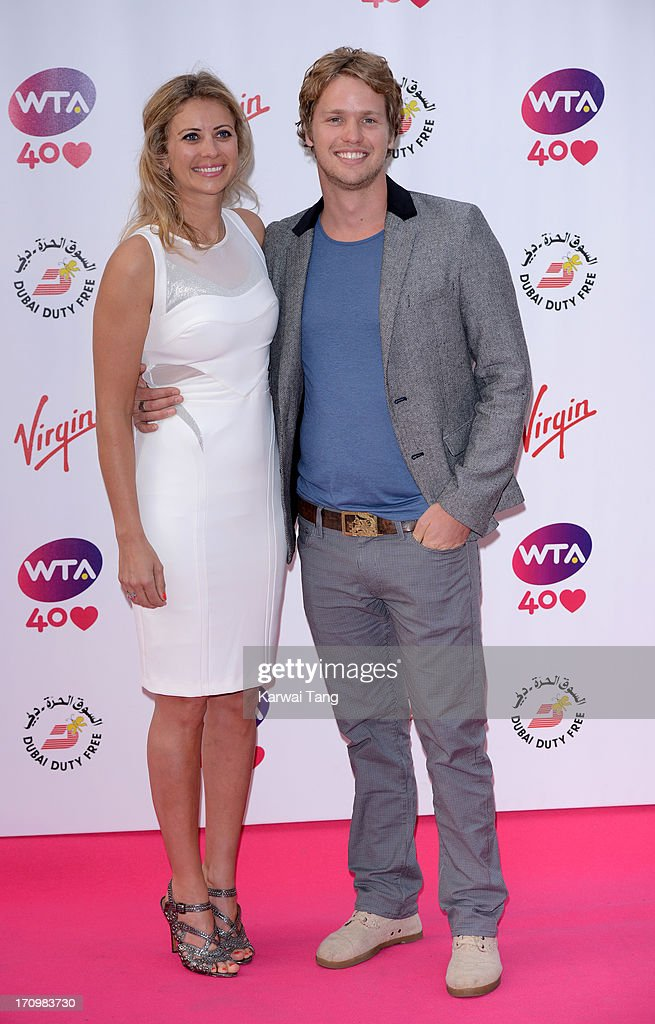 <a gi-track='captionPersonalityLinkClicked' href=/galleries/search?phrase=Holly+Branson&family=editorial&specificpeople=542590 ng-click='$event.stopPropagation()'>Holly Branson</a> and <a gi-track='captionPersonalityLinkClicked' href=/galleries/search?phrase=Sam+Branson&family=editorial&specificpeople=233730 ng-click='$event.stopPropagation()'>Sam Branson</a> attend the annual pre-Wimbledon party at Kensington Roof Gardens on June 20, 2013 in London, England.