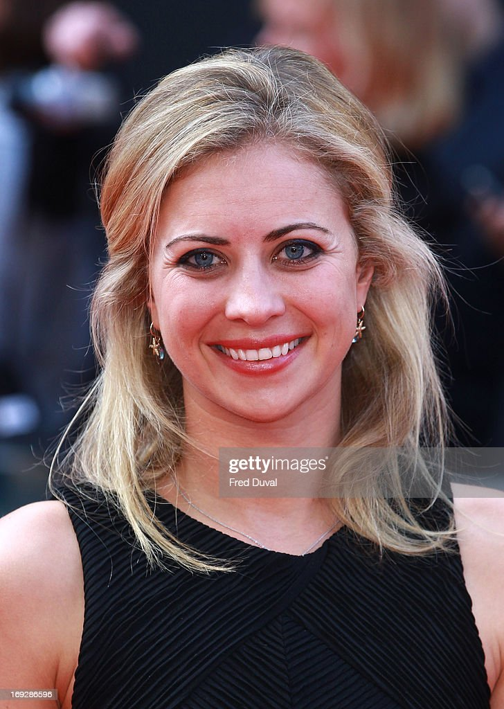 <a gi-track='captionPersonalityLinkClicked' href=/galleries/search?phrase=Holly+Branson&family=editorial&specificpeople=542590 ng-click='$event.stopPropagation()'>Holly Branson</a> attends 'The Hangover III' - UK film premiere at The Empire Cinema on May 22, 2013 in London, England.
