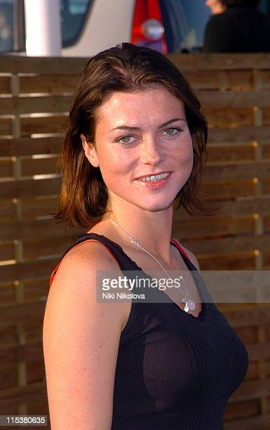 Holly Davidson during 2005 Cannes Film Festival 'Lost Dogs' Photocall in Cannes France