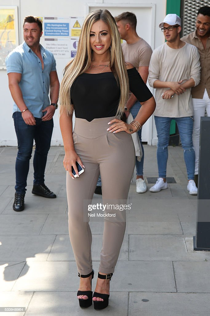 <a gi-track='captionPersonalityLinkClicked' href=/galleries/search?phrase=Holly+Hagan&family=editorial&specificpeople=7801727 ng-click='$event.stopPropagation()'>Holly Hagan</a> at MTV HQ in Camden to celebrate the Geordie Shore 5th Birthday Party on May 24, 2016 in London, England.