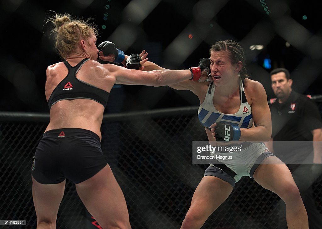 McGregor and Holm suffer upset defeats