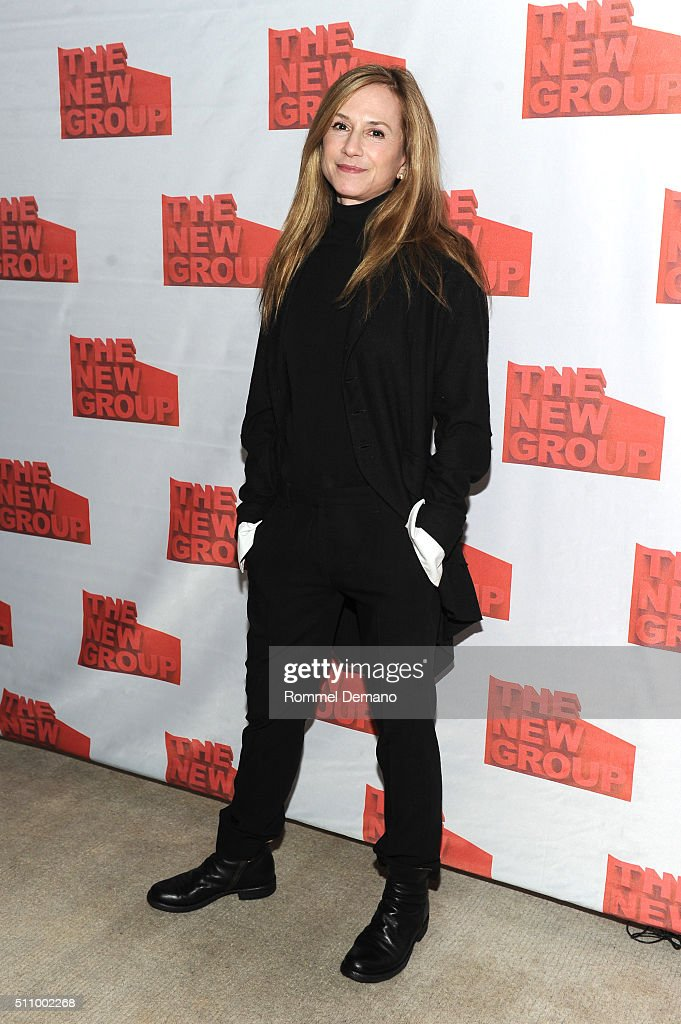 <a gi-track='captionPersonalityLinkClicked' href=/galleries/search?phrase=Holly+Hunter&family=editorial&specificpeople=201880 ng-click='$event.stopPropagation()'>Holly Hunter</a> attends 'Buried Child' opening night at KTCHN Restaurant on February 17, 2016 in New York City.