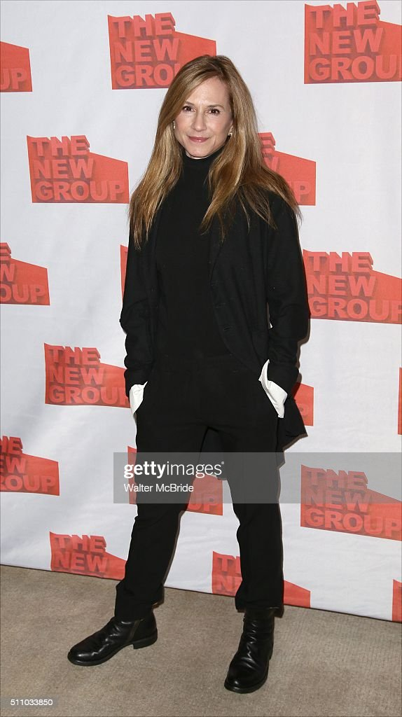 <a gi-track='captionPersonalityLinkClicked' href=/galleries/search?phrase=Holly+Hunter&family=editorial&specificpeople=201880 ng-click='$event.stopPropagation()'>Holly Hunter</a> attends The New Group's Official Opening Night Party for Sam Shepard's 'Buried Child' at Kitchn on February 17, 2016 in New York City.