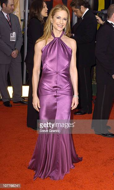 Holly Hunter during 10th Annual Screen Actors Guild Awards Arrivals at Shrine Auditorium in Los Angeles California United States