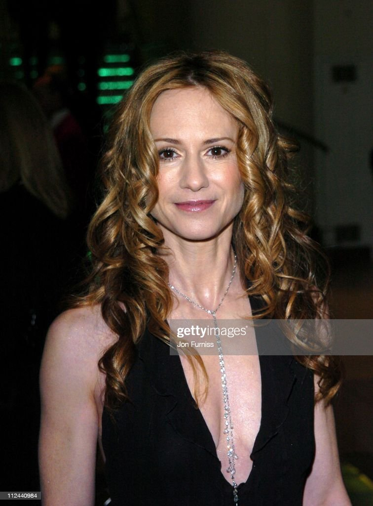 <a gi-track='captionPersonalityLinkClicked' href=/galleries/search?phrase=Holly+Hunter&family=editorial&specificpeople=201880 ng-click='$event.stopPropagation()'>Holly Hunter</a> during 2004 BAFTA Awards - Inside Arrivals at The Odeon Leicester Square in London, United Kingdom.