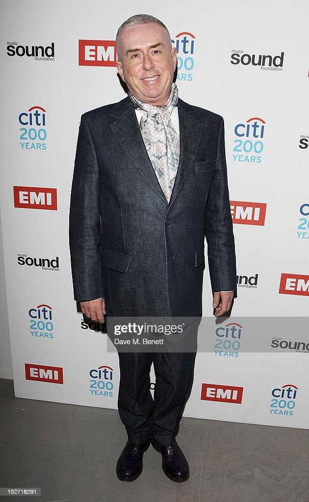 <a gi-track='captionPersonalityLinkClicked' href=/galleries/search?phrase=Holly+Johnson&family=editorial&specificpeople=580062 ng-click='$event.stopPropagation()'>Holly Johnson</a> arrives at the EMI Music Sound Foundation fundraiser at Somerset House on September 24, 2012 in London, England.