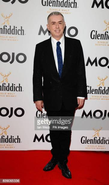 Holly Johnson arrives at the Mojo Awards at the Brewery in London