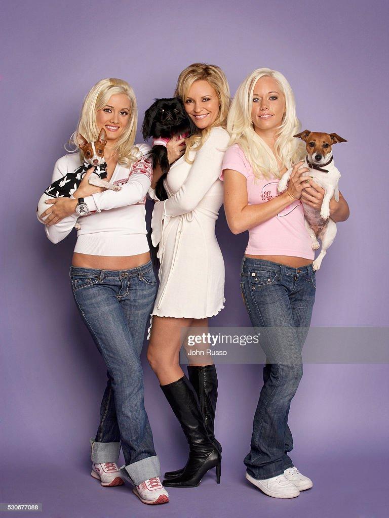 Holly Madison, Bridget Marqardt and Kendra Wilkinson