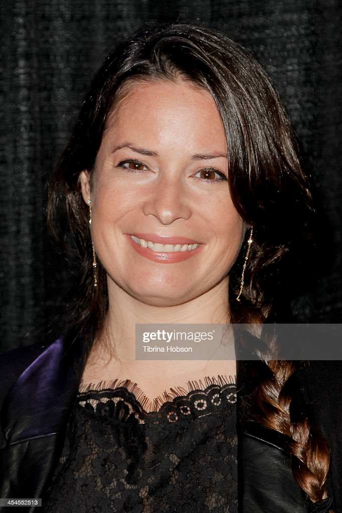 <a gi-track='captionPersonalityLinkClicked' href=/galleries/search?phrase=Holly+Marie+Combs&family=editorial&specificpeople=213928 ng-click='$event.stopPropagation()'>Holly Marie Combs</a> attends the CNN 's 'A New Way of Life Reentry Project' 15th annual fundraising gala at Omni Los Angeles Hotel on December 8, 2013 in Los Angeles, California.