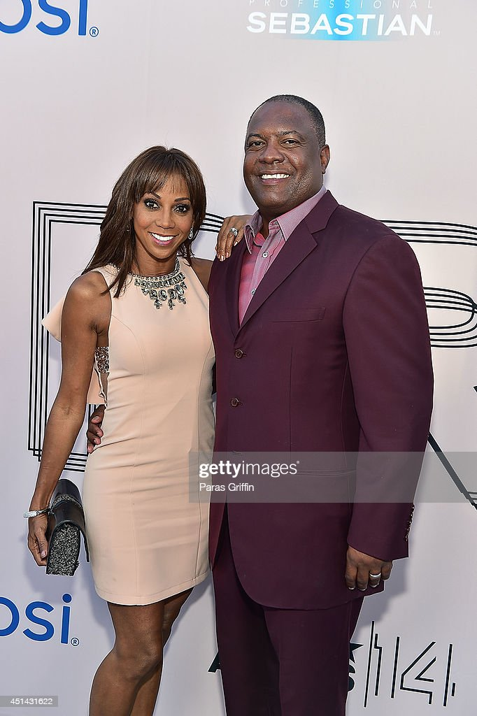 <a gi-track='captionPersonalityLinkClicked' href=/galleries/search?phrase=Holly+Robinson+Peete&family=editorial&specificpeople=213716 ng-click='$event.stopPropagation()'>Holly Robinson Peete</a> and <a gi-track='captionPersonalityLinkClicked' href=/galleries/search?phrase=Rodney+Peete&family=editorial&specificpeople=220342 ng-click='$event.stopPropagation()'>Rodney Peete</a> attends the 'PRE' BET Awards Dinner at Milk Studios on June 28, 2014 in Hollywood, California.