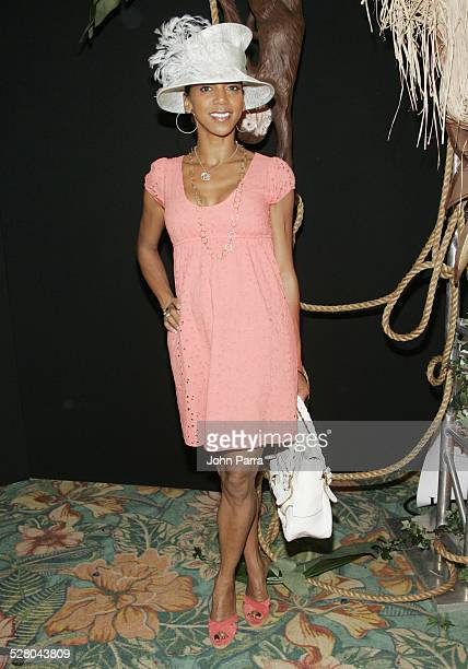 Holly Robinson Peete during 5th Annual Hats Off Luncheon to Benefit the Honey Shine Mentoring Program at Parrot Jungle Island in Miami Beach Florida...