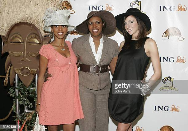 Holly Robinson Peete Rhonda Mims and Katrina Kampins