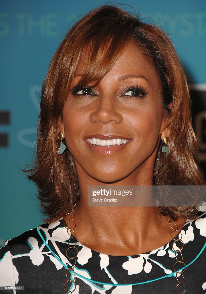 Holly RobinsonPeete during 2007 Women In Film Crystal Lucy Awards Arrivals at Beverly Hilton in Beverly Hills California United States
