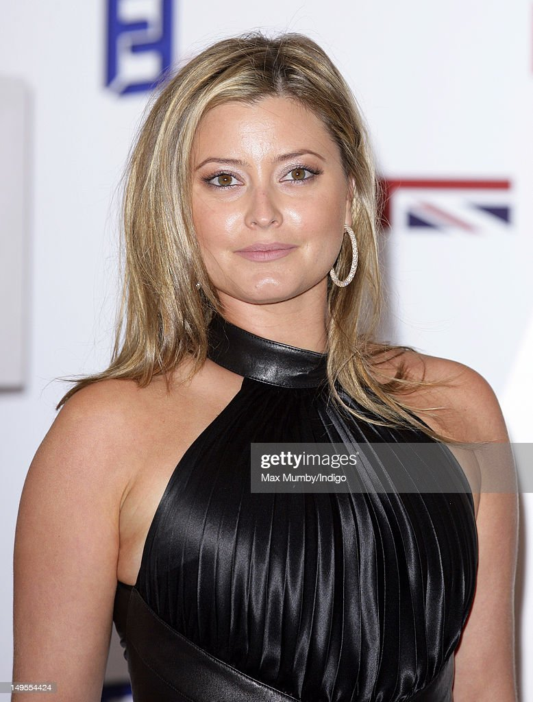 Holly Valance attends The UK's Creative Industries Reception, as part of The British Government's GREAT campaign at the Royal Academy of Arts on July 30, 2012 in London, England.