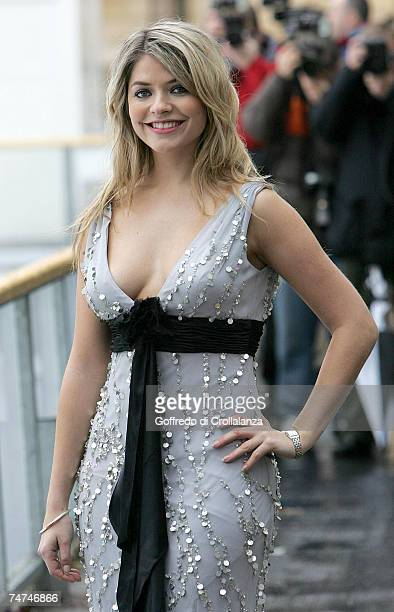 Holly Willoughby Stock Photos and Pictures