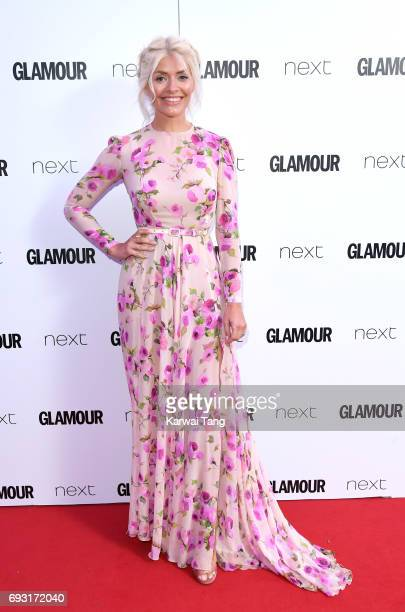 Holly Willoughby attends the Glamour Women of The Year Awards 2017 at Berkeley Square Gardens on June 6 2017 in London England
