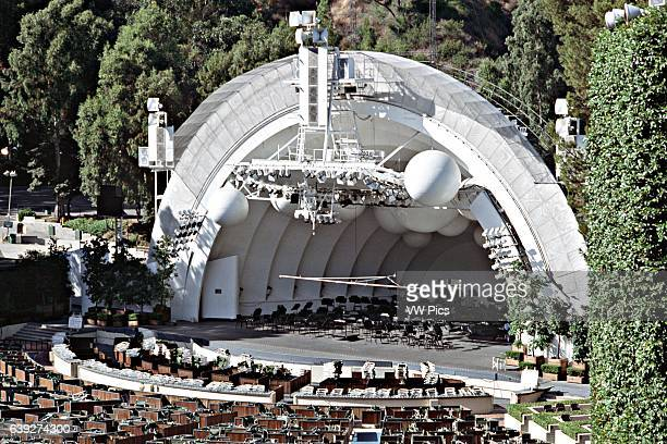 Hollywood Bowl Hollywood Los Angeles California USA