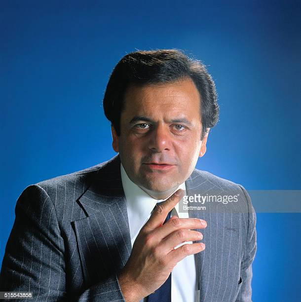 A close up of actor Paul Sorvino known for both film and theater performances