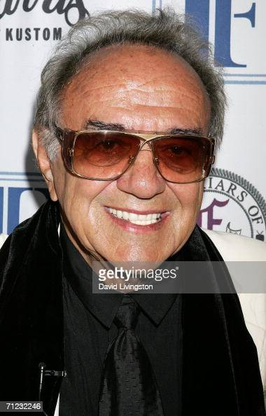 Hollywood car creator George Barris attends the Friars of Beverly Hills celebrity fundraiser dinner gala presenting their Life Achievement Award to...