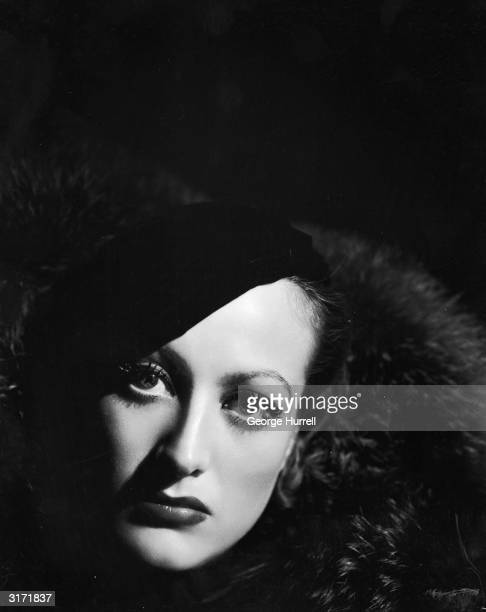 Hollywood film actress Joan Crawford plays the title role in film director Clarence Brown's drama 'Letty Lynton'