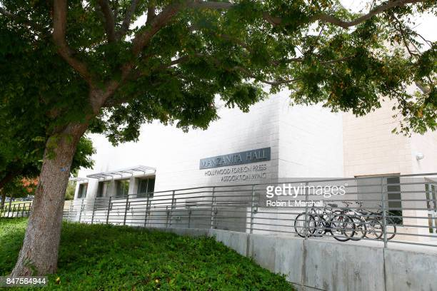 Hollywood Foreign Press Association Wing at California State University Northridge on September 15 2017 in Northridge California