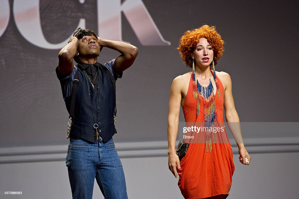 ROCK 'Hollywood Glam for Khloe' Episode 108 Pictured Contestants Dexter Simmons Ahni Radvanyi