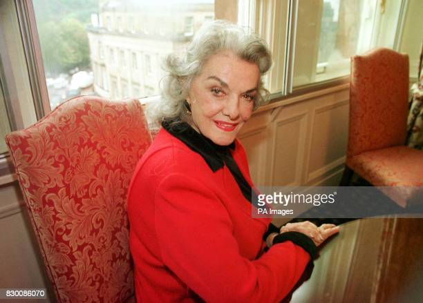 Hollywood legend Jane Russell cut an impossibly wellpreserved appearance when she posed for photographers in an Edinburgh hotel room against the...