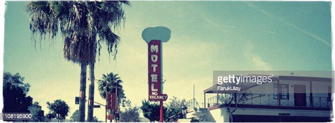 Hollywood Motel - Vintage Look Series