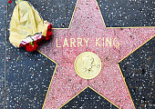 Hollywood Remembers American Television Host Larry King